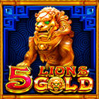 5 lions gold